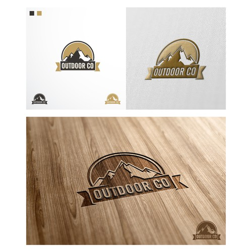 Help OutdoorCo with a new logo