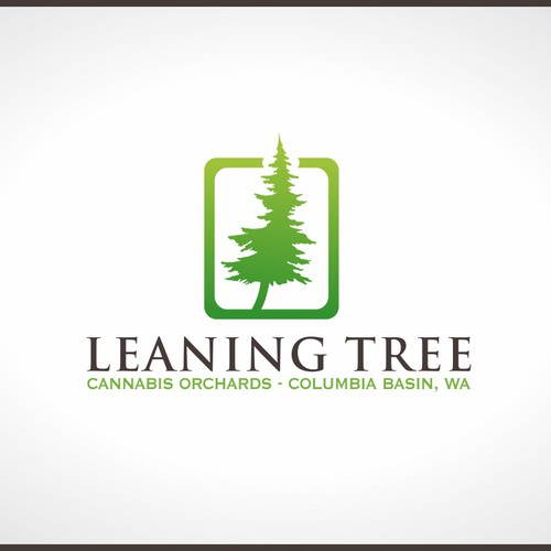 New Logo For Leaning Tree Cannabis