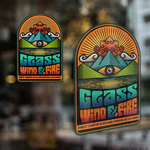 Glas Wind & Fire Finest Curated Glass And Smoking Accessories