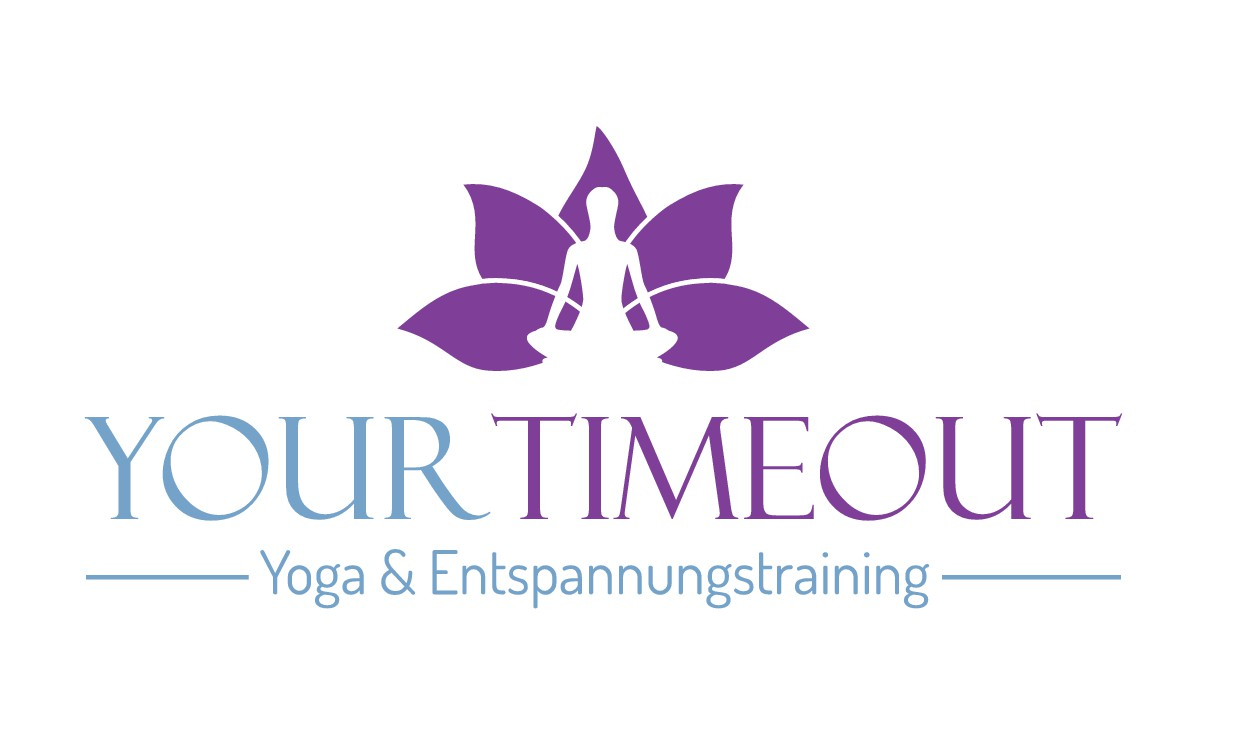 Create a Logo and a Website for a company that offers stressreduction via yoga and mindfulness