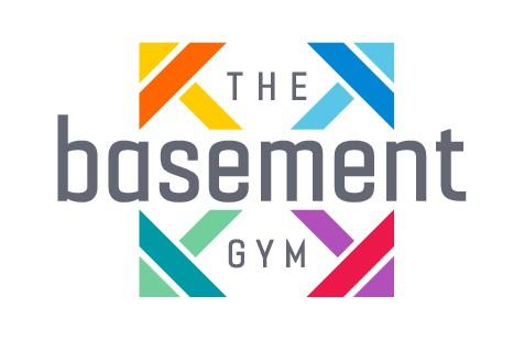 "Female ""Basement gym"" needs a catchy artistic logo :D"