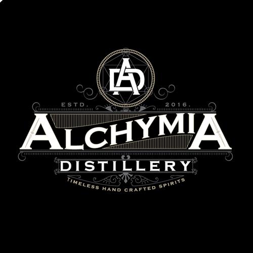 Logo design solution for distillery