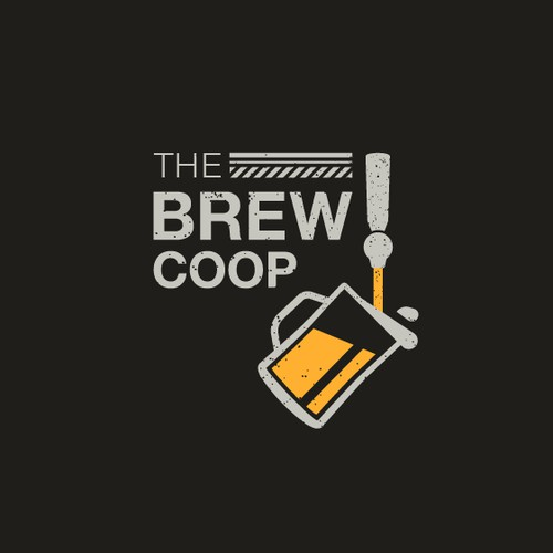Logo for Self-pour beer bar & restaurant