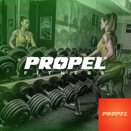 Propel Fitness Products Logo
