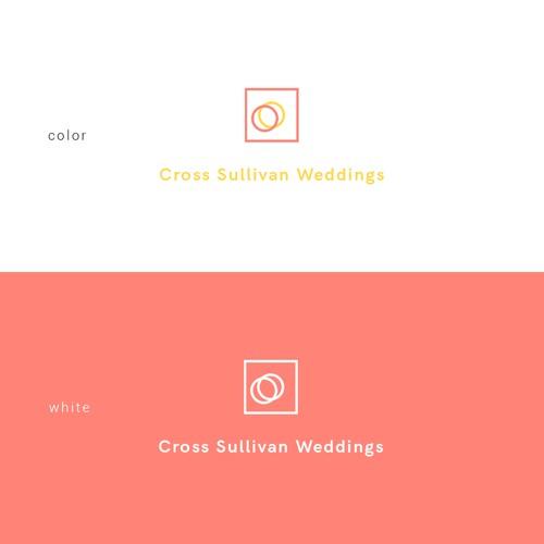 Logo for Cross Sullivan Weddings