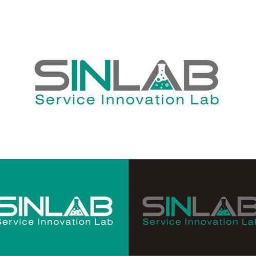 Fresh Logo for our Service Innovation Lab (SinLab)