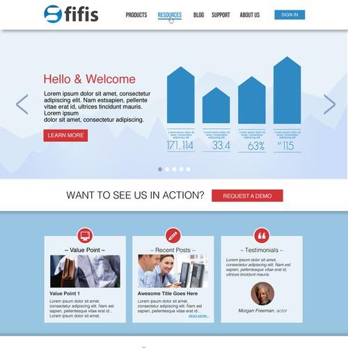 New Website Needed - FIFIS