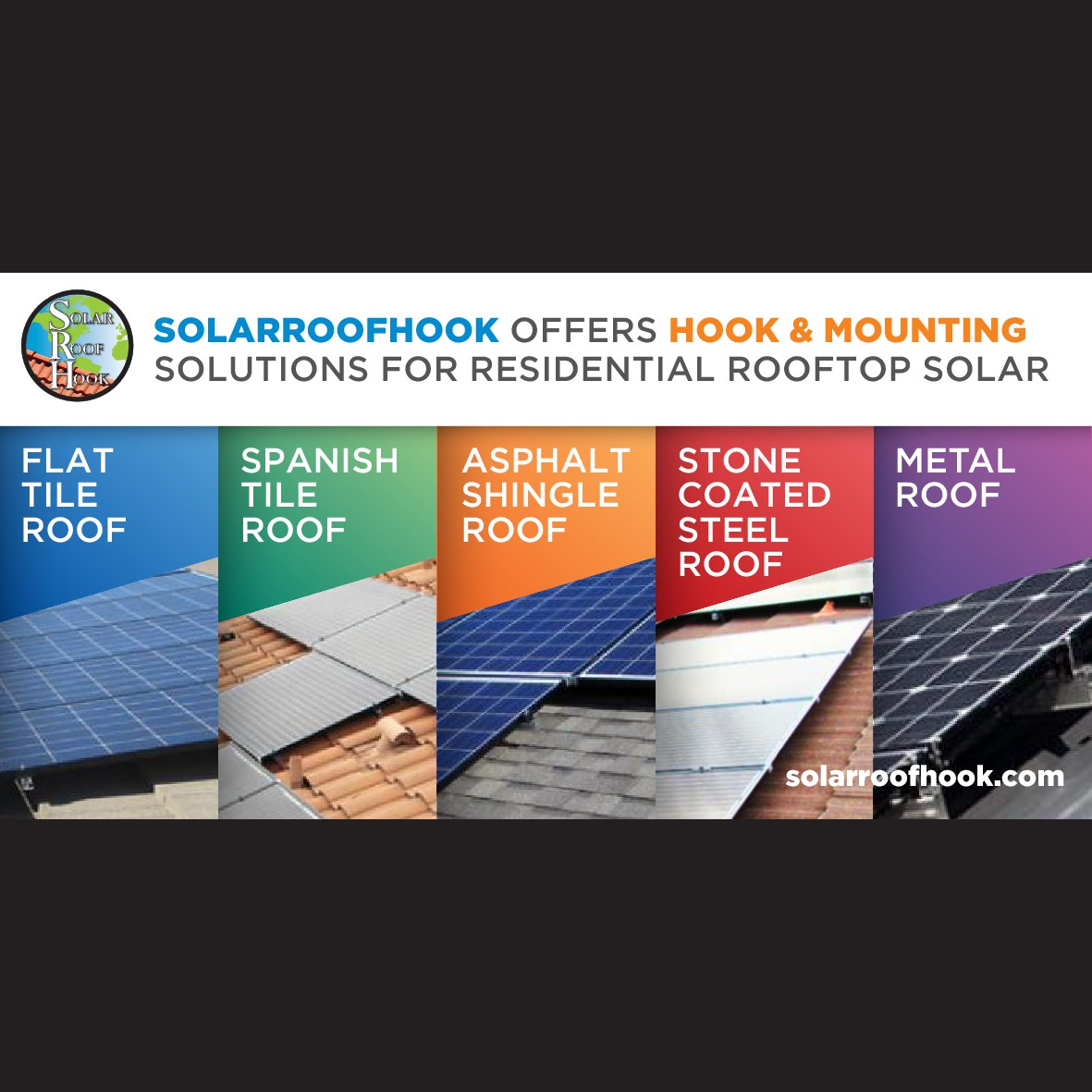 Design a Wall Banner for a Solar Company