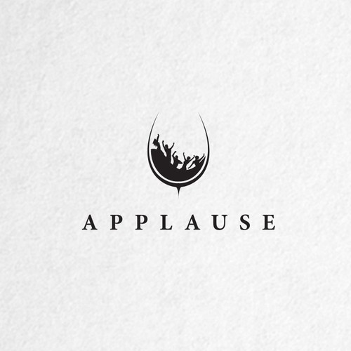 Identity for Applause wine