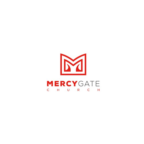 Logo design for a modern multi-cultural church .