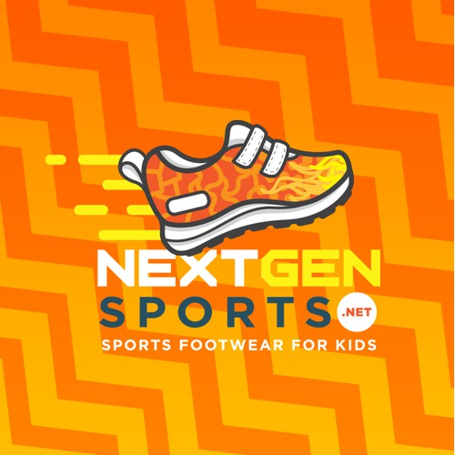 The next generation of sports superstars with performance comfort on their feet.