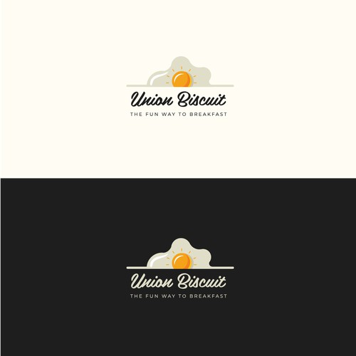 Logo concept for Union Biscuit