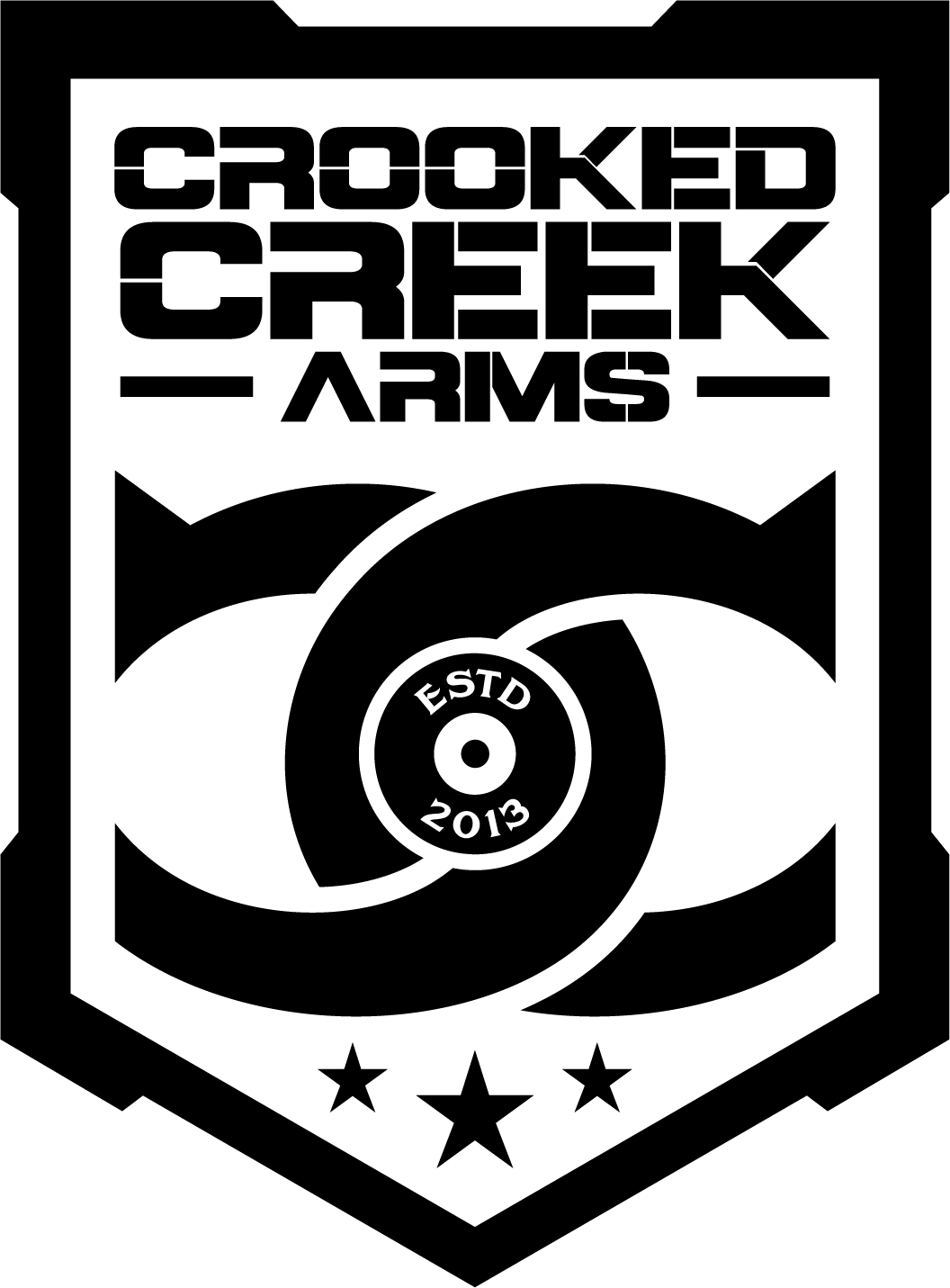 Sportsman Logo for Crooked Creek Arms