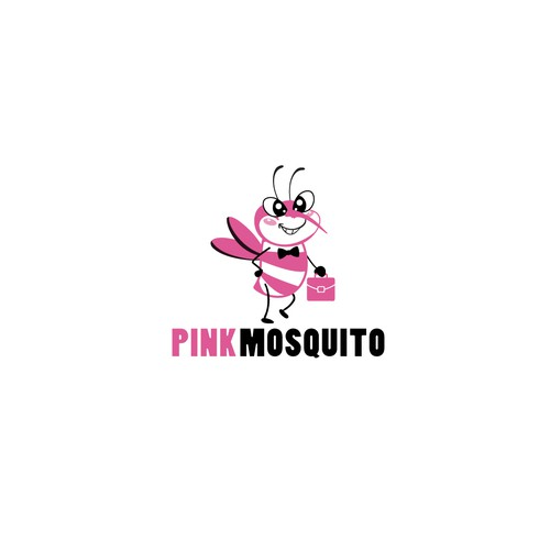 Fun Character Logo
