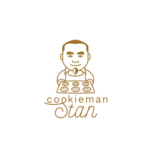 Logo for Cookieman Stan
