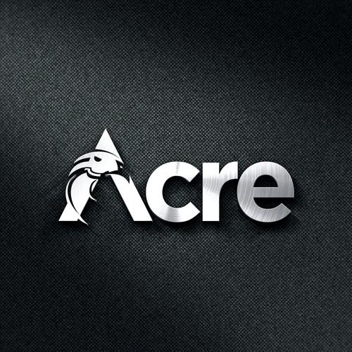 Simple logo concept for Acre