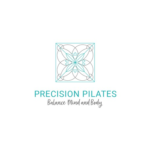 Logodesign for a pilates studio