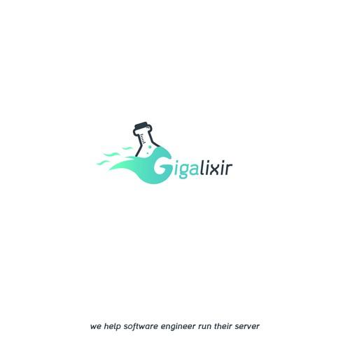 Logo Concept For Gigalixir