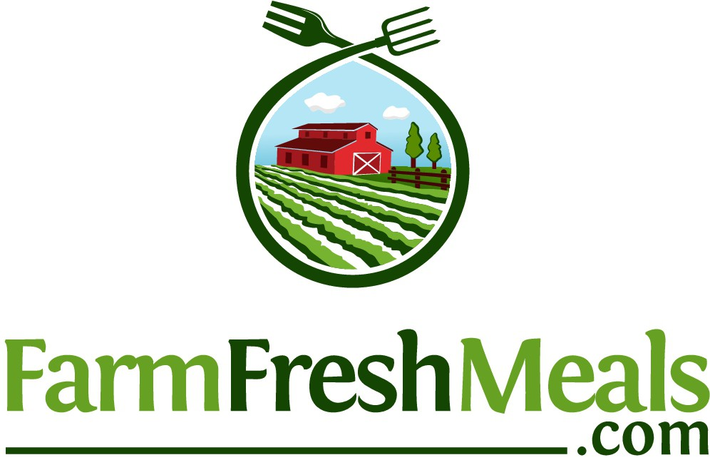New Logo for a Farm to Table Meal Delivery Business