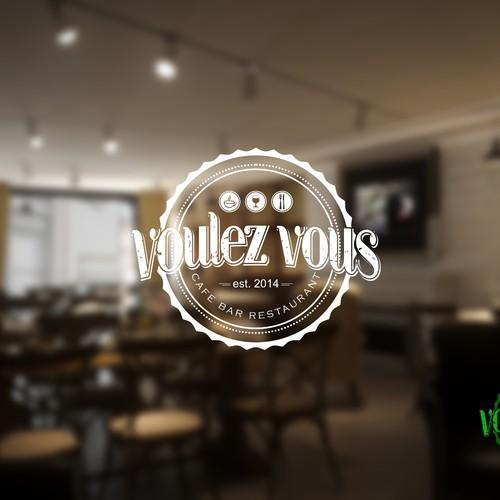restaurant logo concept