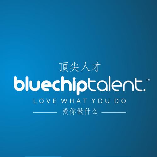 Bluechiptalent Logo