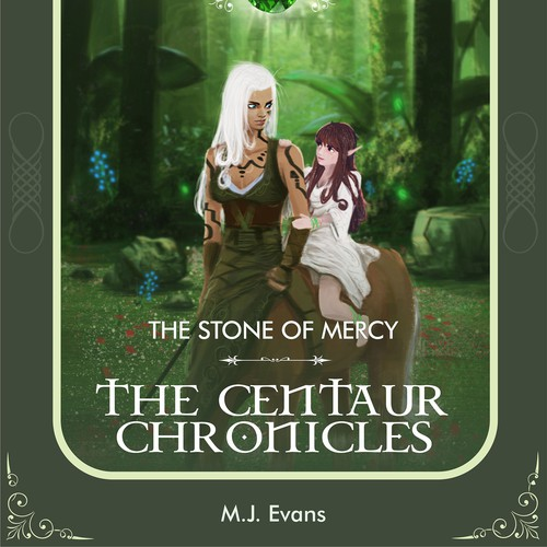 The Centaur Chronicles book cover