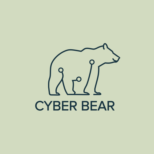 Need a logo for an App development company, Cyber Bear