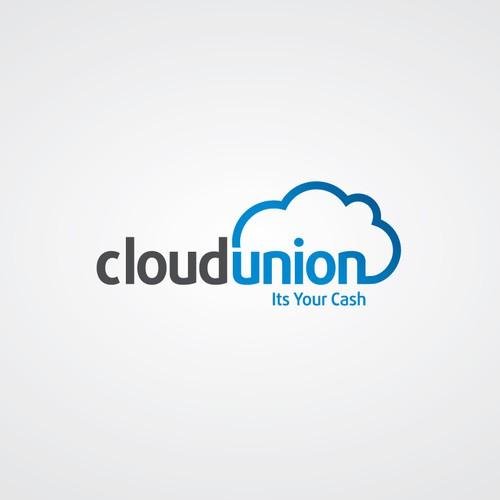 Cloud Union Logo Design