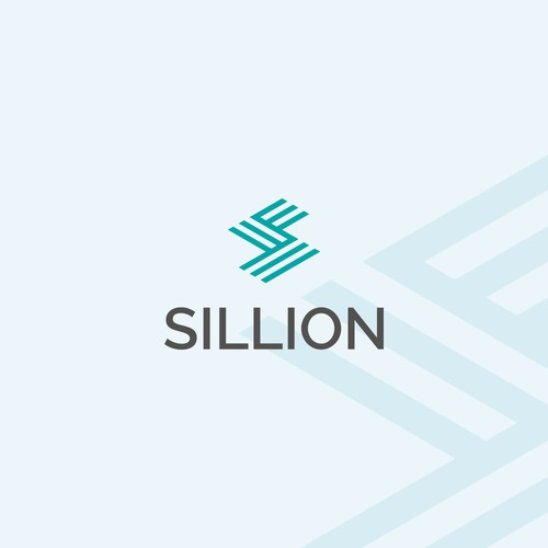 Contemporary logo for professional service consultancy: Sillion