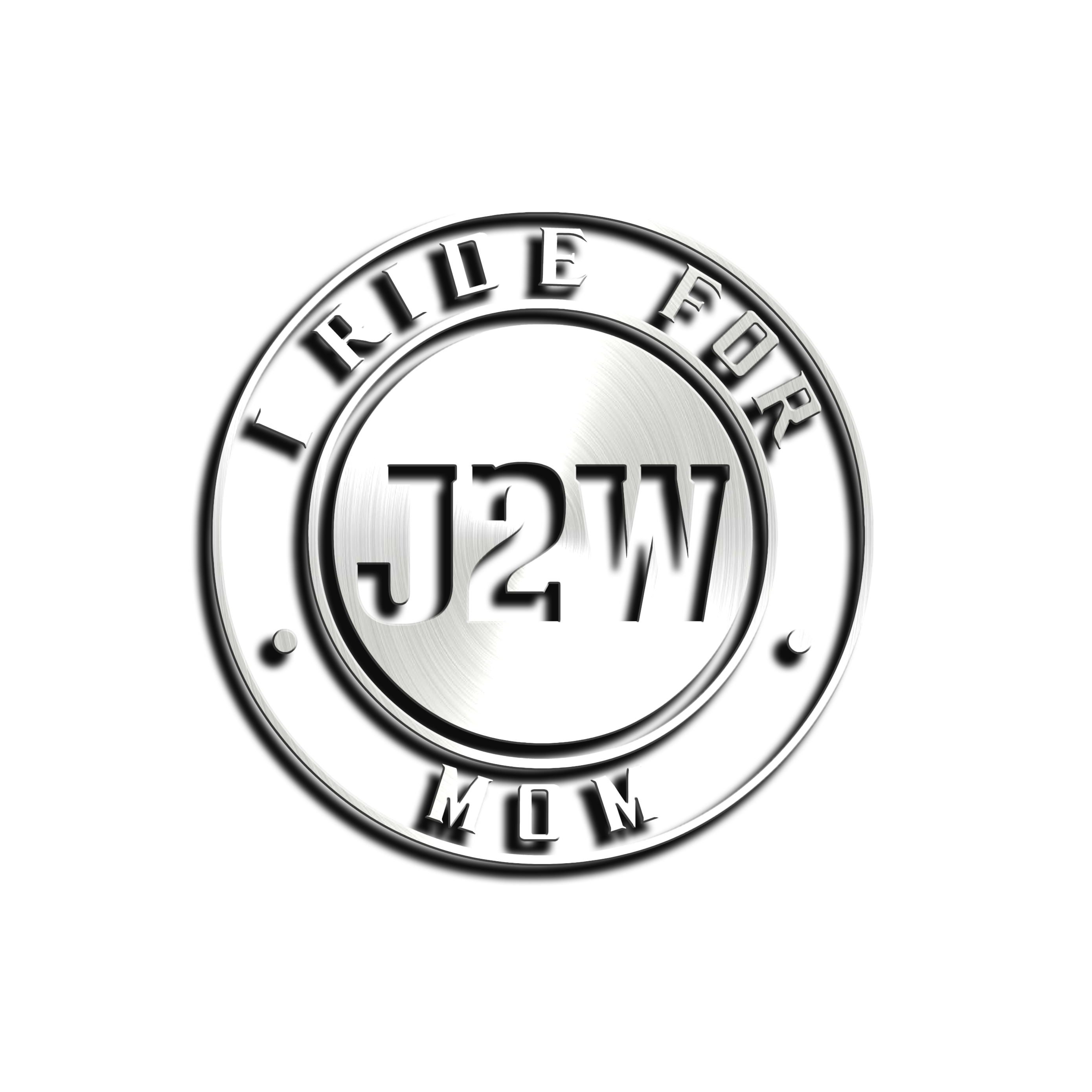 Continued work on J2W logo design-January 2017