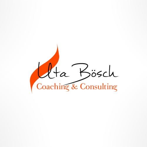 Help me find a clear and simple logo for my coaching & consulting business