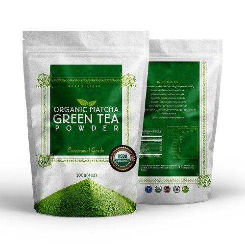 Product Label_GreenTea