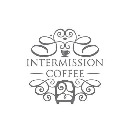 Elegant logo for a Airstream coffee retail business