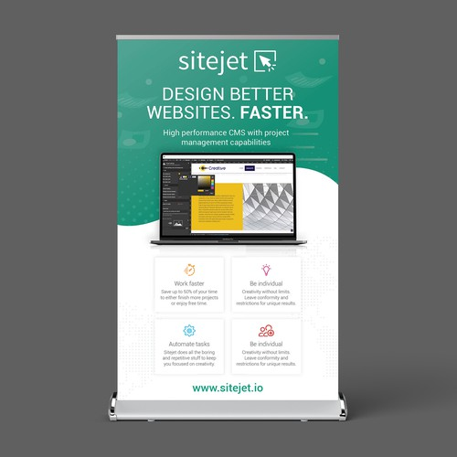 Tradeshow Display Banner