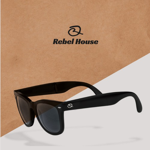 Logo concept for Sunglasses