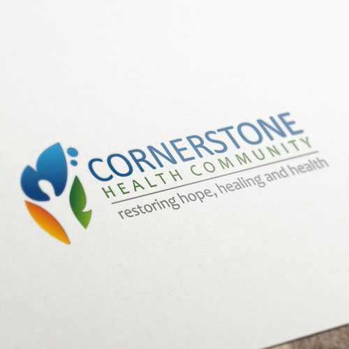 Logo Design for Cornerstone Health Community
