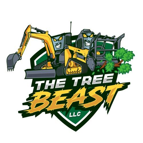 Aggresive Logo Design for Land Management Company