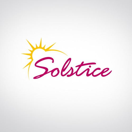 Epic and proffesional logo for Solstice