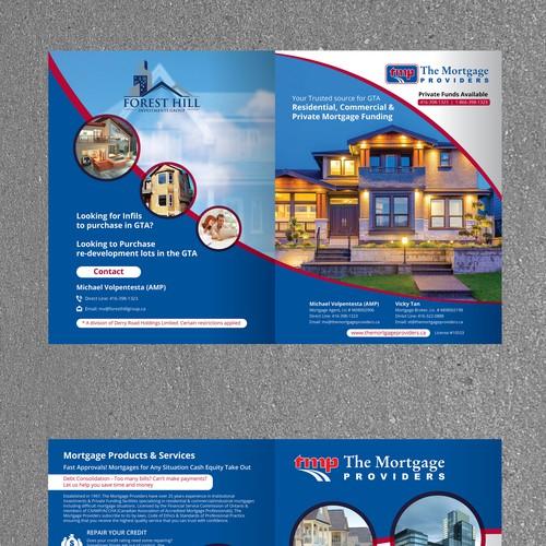 Bi-Fold Brochue for TMP