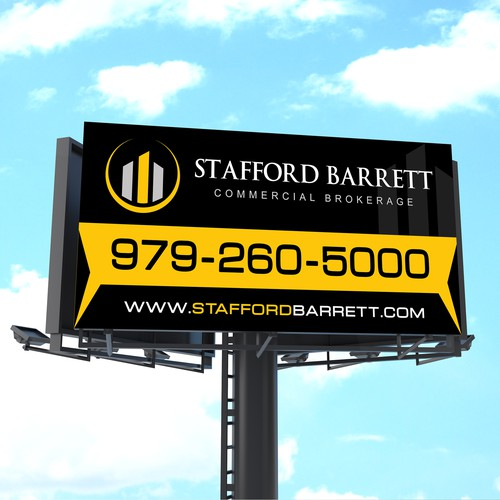 Stafford Brokerage Signage