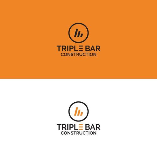 Tripple Bar Construction logo