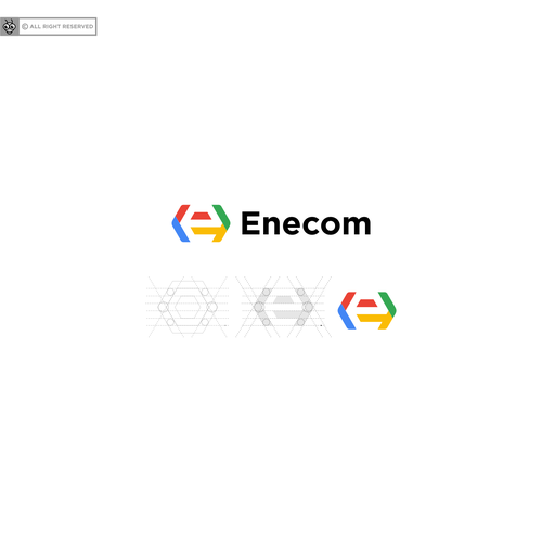 Software and IT company logo redesign