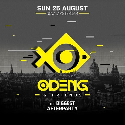 International / regional  DJ ODENG