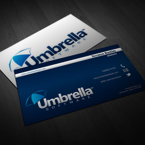 New stationery wanted for Umbrella Software, LLC