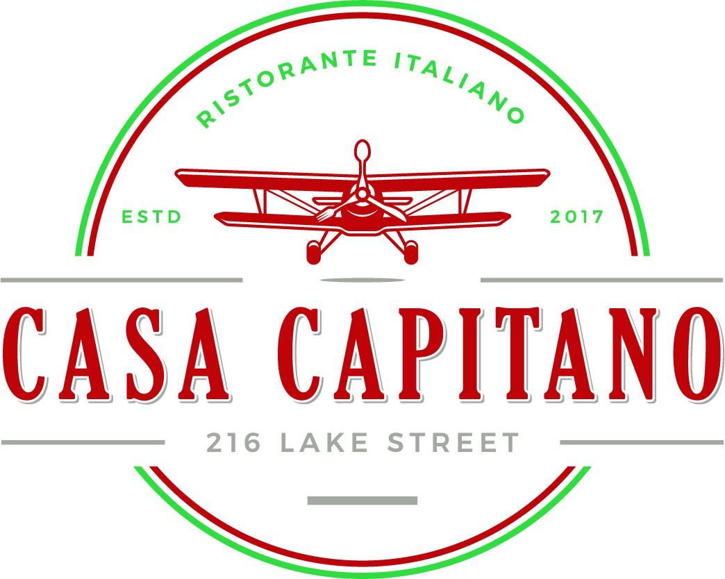 Design a new logo for an Aviation themed Italian Restaurant fine dining