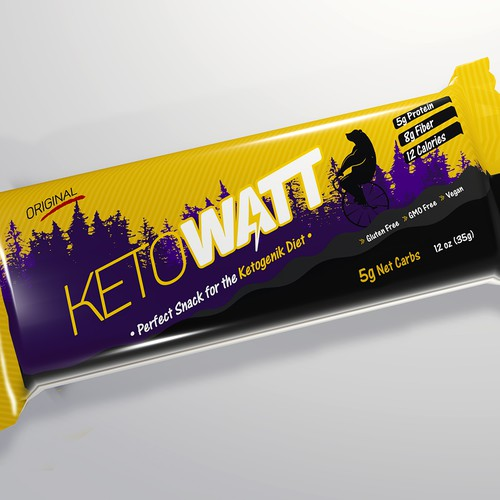 ketogenik diet bar