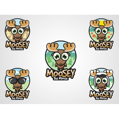 Logo For Moosey