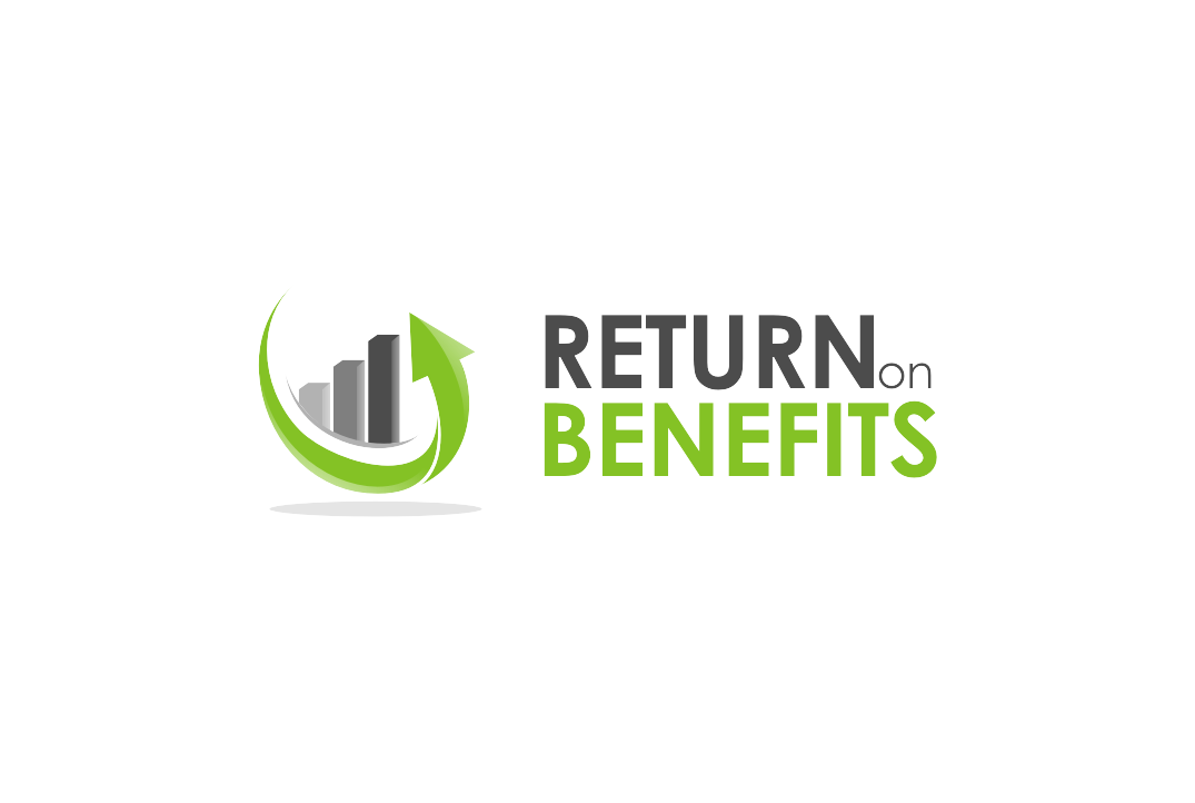 Help Return on Benefits with a new logo