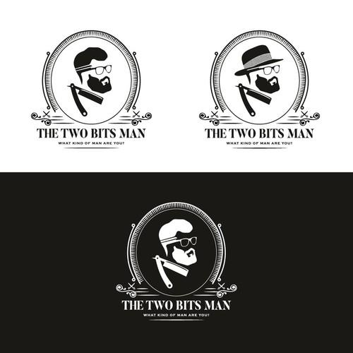 Men's Grooming Logo