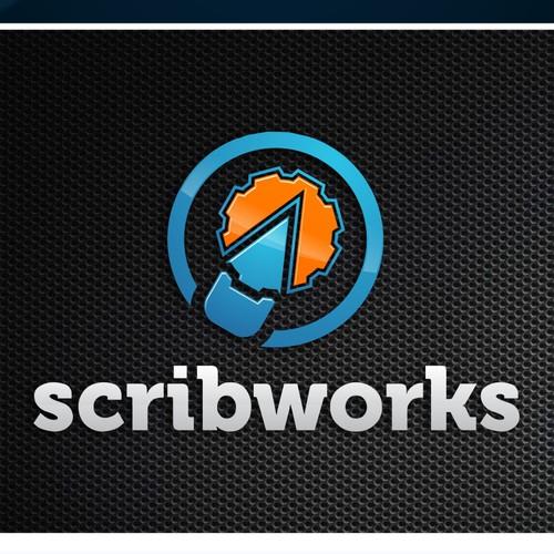 * DESIGN a LOGO for SCRIBWORKS! *
